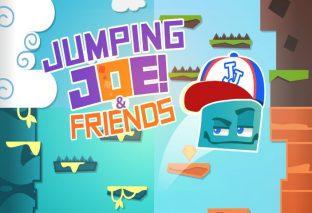 Il platform salterino Jumping Joe & Friends arriverà il 1 giugno su Nintendo Switch!