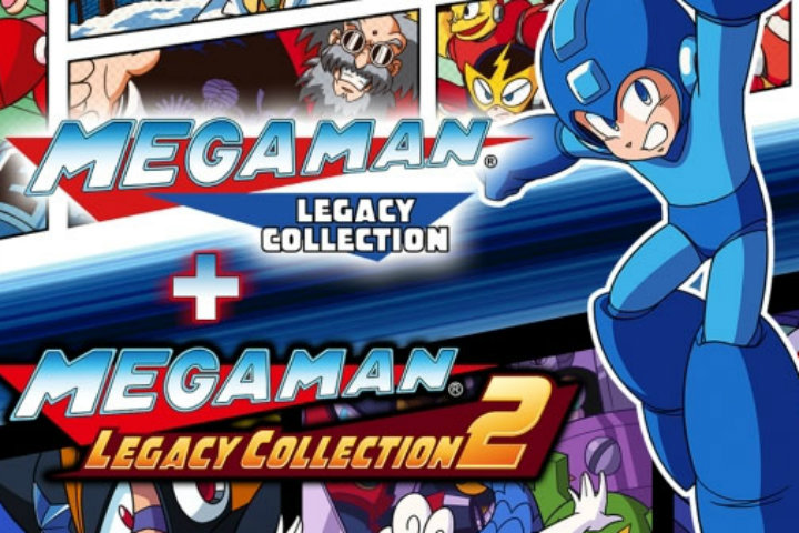 Mega Man Legacy Collection (1+2) – Recensione
