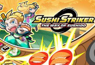 Disponibile la DEMO di Sushi Striker: The Way of Sushido per Nintendo Switch