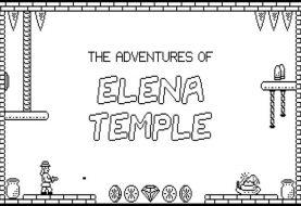 The Adventures of Elena Temple: il platform old school arriverà il 15 maggio su Nintendo Switch!