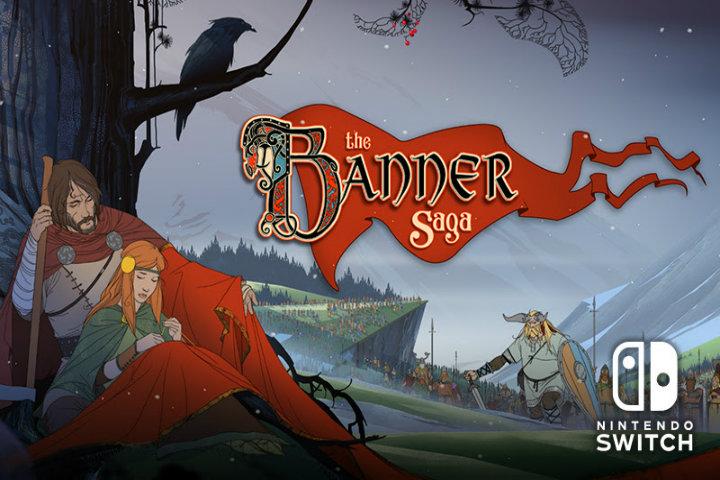 The Banner Saga: il primo capitolo della saga vichinga arriverà il 17 maggio su Nintendo Switch!