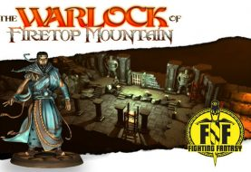 The Warlock of Firetop Mountain: il primo capitolo di Fighting Fantasy arriverà su Nintendo Switch!
