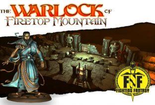 The Warlock of Firetop Mountain: il primo capitolo di Fighting Fantasy arriverà su Nintendo Switch!