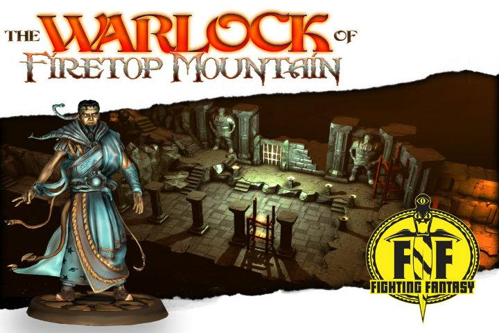 The Warlock of Firetop Mountain: Goblin Scourge Edition arriverà il 13 settembre su Nintendo Switch!
