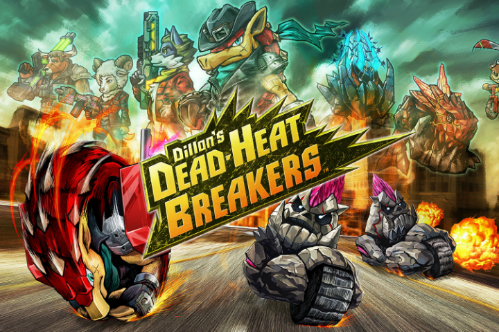 Nuovo trailer per Dillon's Dead-Heat Breakers
