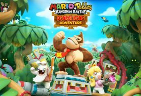 Mostrato il primo trailer del gameplay di Donkey Kong Adventure, il corposo DLC di Mario + Rabbids Kingdom Battle