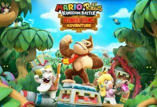 Mostrato il primo trailer del gameplay di Donkey Kong Adventure, il corposo DLC di Mario + Rabbids Kingdom Battle