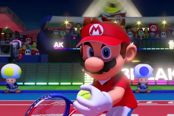 Rivelate le date del torneo pre-lancio di Mario Tennis Aces
