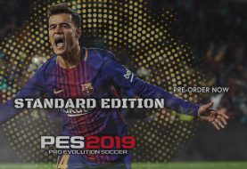 Switch non è presente nel trailer di esordio di Pro Evolution Soccer 2019