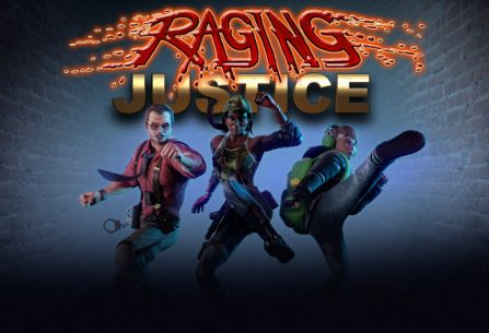 Raging Justice - Recensione