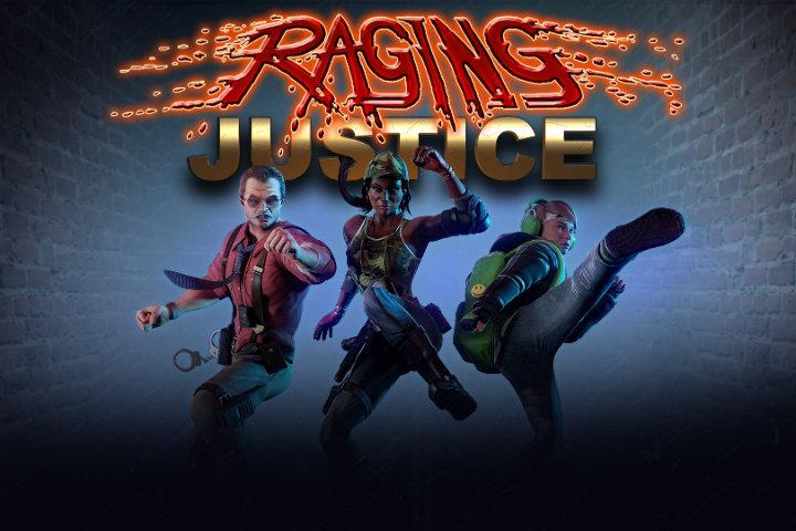 Raging Justice – Recensione
