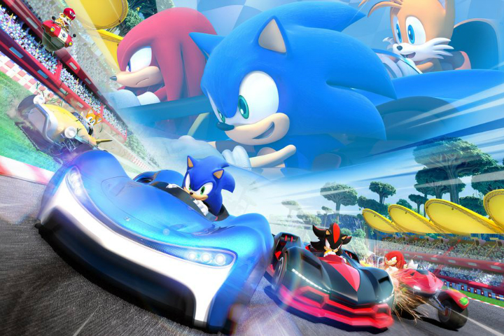Team Sonic Racing: video intervista a Jon Senoue e TORIENA su Bingo Party