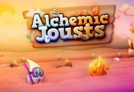 Alchemic Jousts in arrivo su Nintento Switch il 12 giugno!