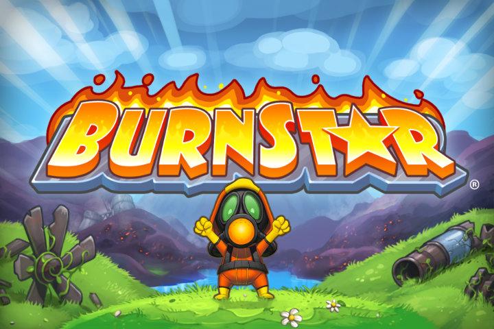 Burnstar: il puzzle game esploderà il 12 luglio su Nintendo Switch!