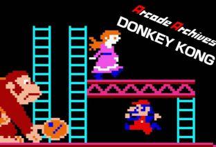 Il primissimo Donkey Kong approda su Switch