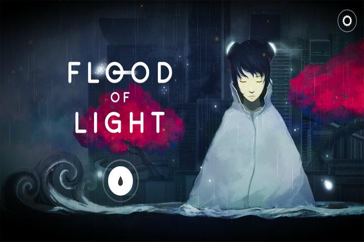 Il puzzle game Flood of Light è stato annunciato per Nintendo Switch!