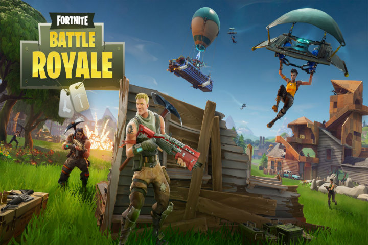 Il ciclone Fortnite si sta per abbattere su Switch!