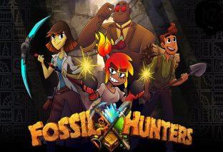 Fossil Hunters: la ricerca dei fossili inizierà il 28 giugno su Nintendo Switch!