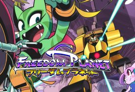 Freedom Planet confermato su Nintendo Switch