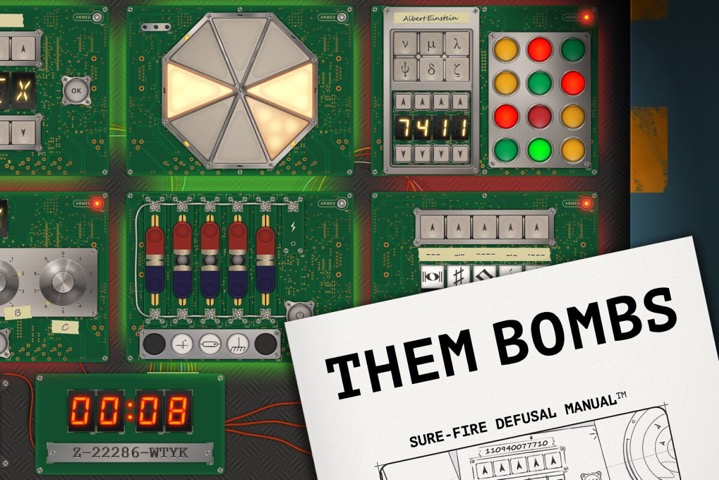 Them Bombs! – Recensione