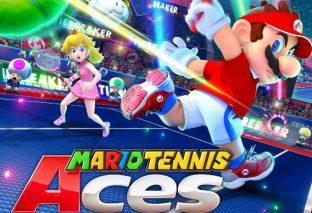 Confermati tre nuovi personaggi che si aggiungeranno al cast di Mario Tennis Aces