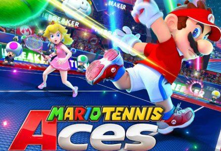 Mario Tennis ACES - Recensione (versione 2.1.1)