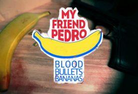 Annunciato My Friend Pedro: Blood Bullets Bananas per Switch e PC