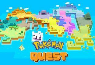 Pokémon Quest sbarcherà su dispositivi mobile