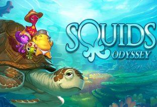 Squids Odyssey: l'RPG a turni nuoterà il 5 luglio su Nintendo Switch!