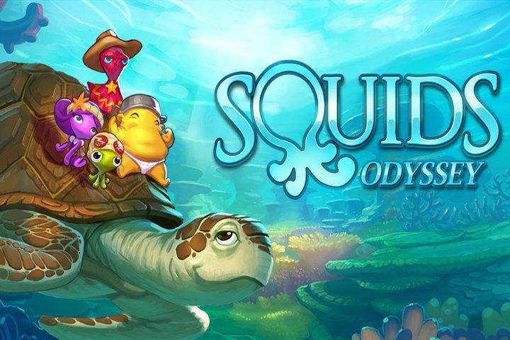 Squids Odyssey – Recensione