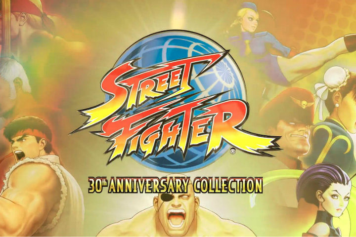 Street Fighter 30th Anniversary Collection – Recensione
