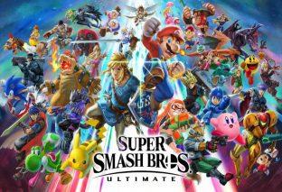 Super Smash Bros Ultimate raggiunge nuovi record in Europa!