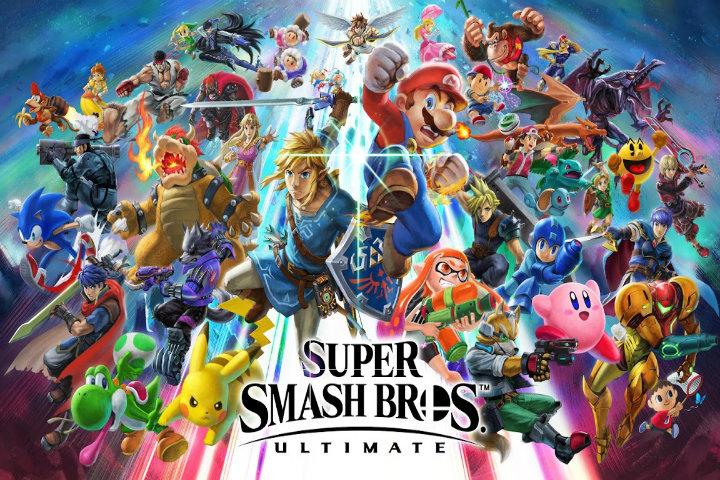 Super Smash Bros. Ultimate: ecco ciò che è stato detto durante l'E3!