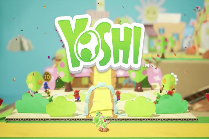 Yoshi's Crafted World: potrebbe essere questo il nome del gioco di Yoshi per Nintendo Switch?