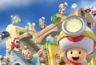 Disponibile la DEMO di Captain Toad: Treasure Tracker per Switch e 3DS