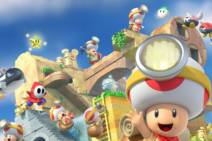 Captain Toad: Treasure Tracker (Switch e 3DS) – Recensione