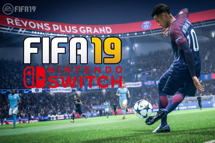 FIFA 19: data e prime informazioni della versione Nintendo Switch
