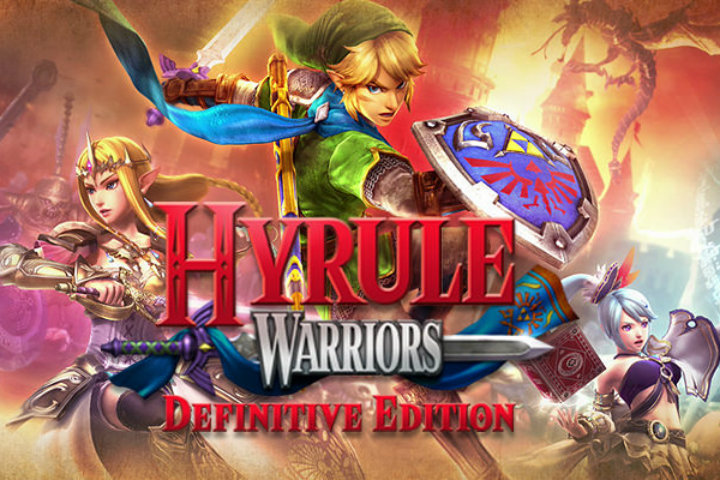Hyrule Warriors Definitive Edition – Recensione