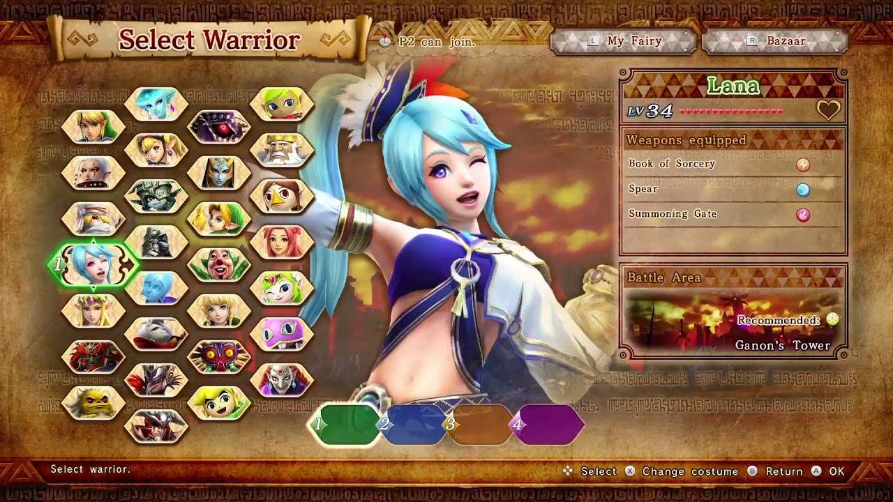 Hyrule Warriors Definitve Edition
