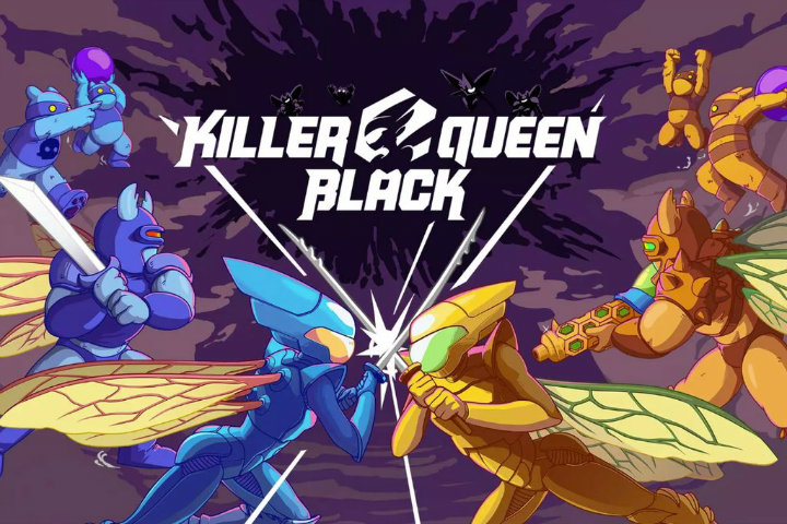Killer Queen Black arriverà nel terzo trimestre del 2019 su PC e Nintendo Switch!