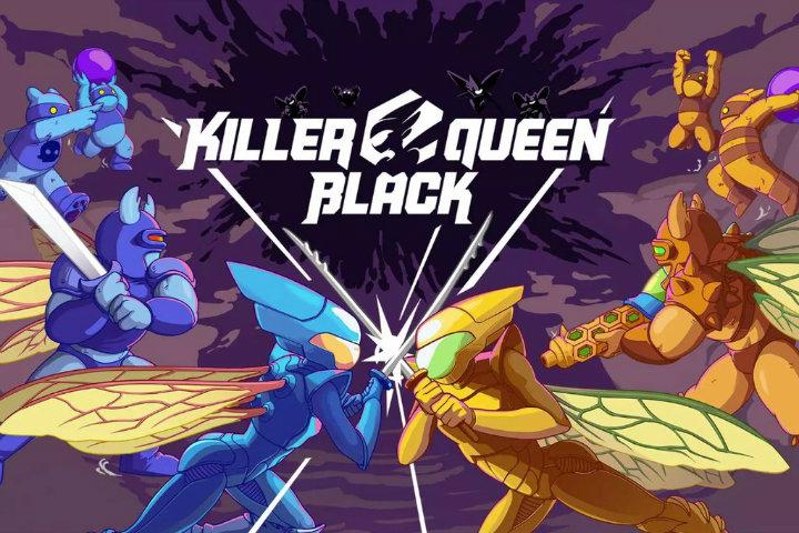 Killer Queen Black annunciato per Nintendo Switch