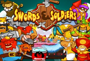 Swords and Soldiers HD gratis su Steam