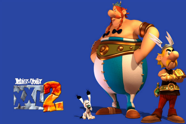 Microïds annuncia il ritorno di Asterix & Obelix XXL