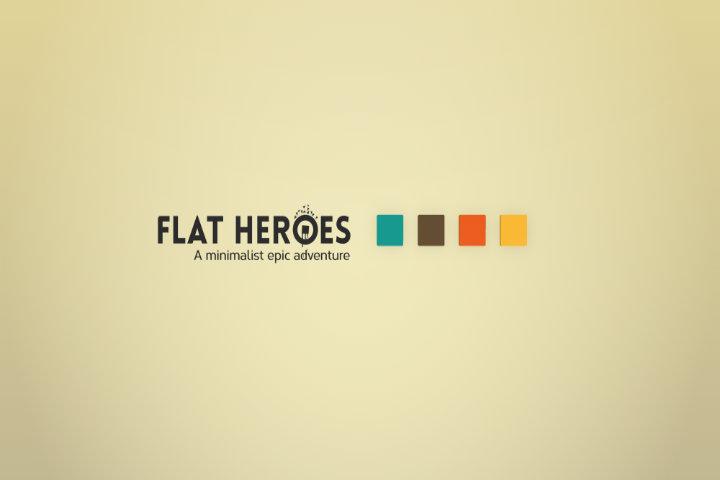 Flat Heroes: l'arcade game arriverà il 2 agosto su Nintendo Switch!