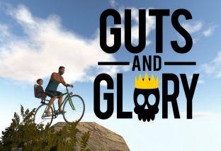 Guts and Glory correrà il 19 luglio su Nintendo Switch!