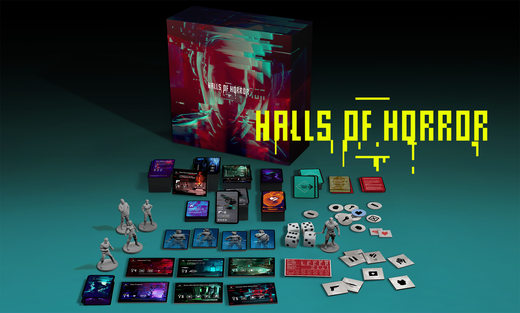 Halls of Horror Package