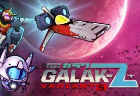 Il videogioco gratuito GALAK-Z: Variant S arriva su Switch e sul settore Mobile!