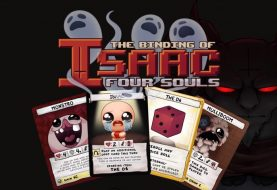 """Kickstarter: nasce il progetto """"The Binding of Isaac: Four Souls"""""""