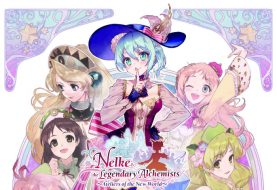 Nelke & the Legendary Alchemists: Ateliers of the New World arriverà in Europa!