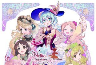 Nelke & the Legendary Alchemists: Ateliers of the New World arriverà in Europa!
